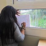 Dibuixant plànols