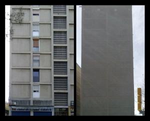 José Antonio Gallando ens enfronta a un edifici estrany, que sorprèn per les seves característiques.