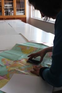 brúixola-mapa-preparant-platja2