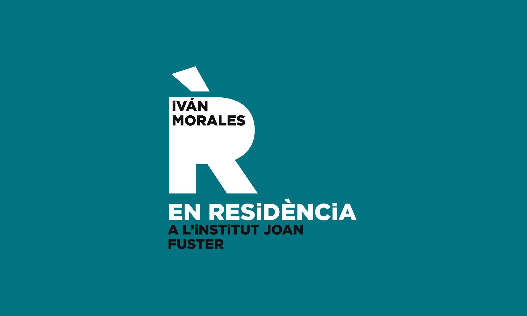 Iván Morales EN RESiDÈNCiA al Joan Fuster