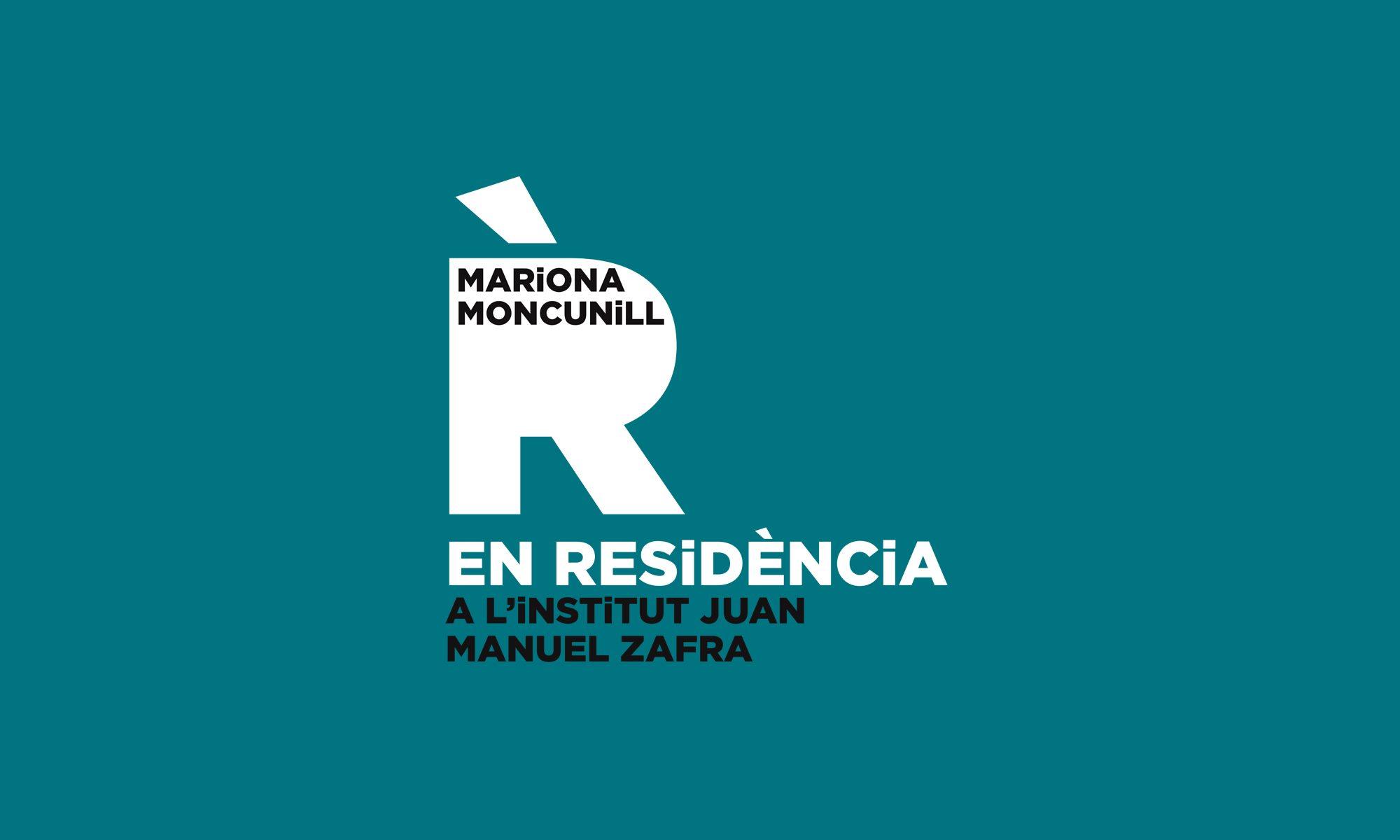 Mariona Moncunill EN RESiDÈNCiA al Juan Manuel Zafra