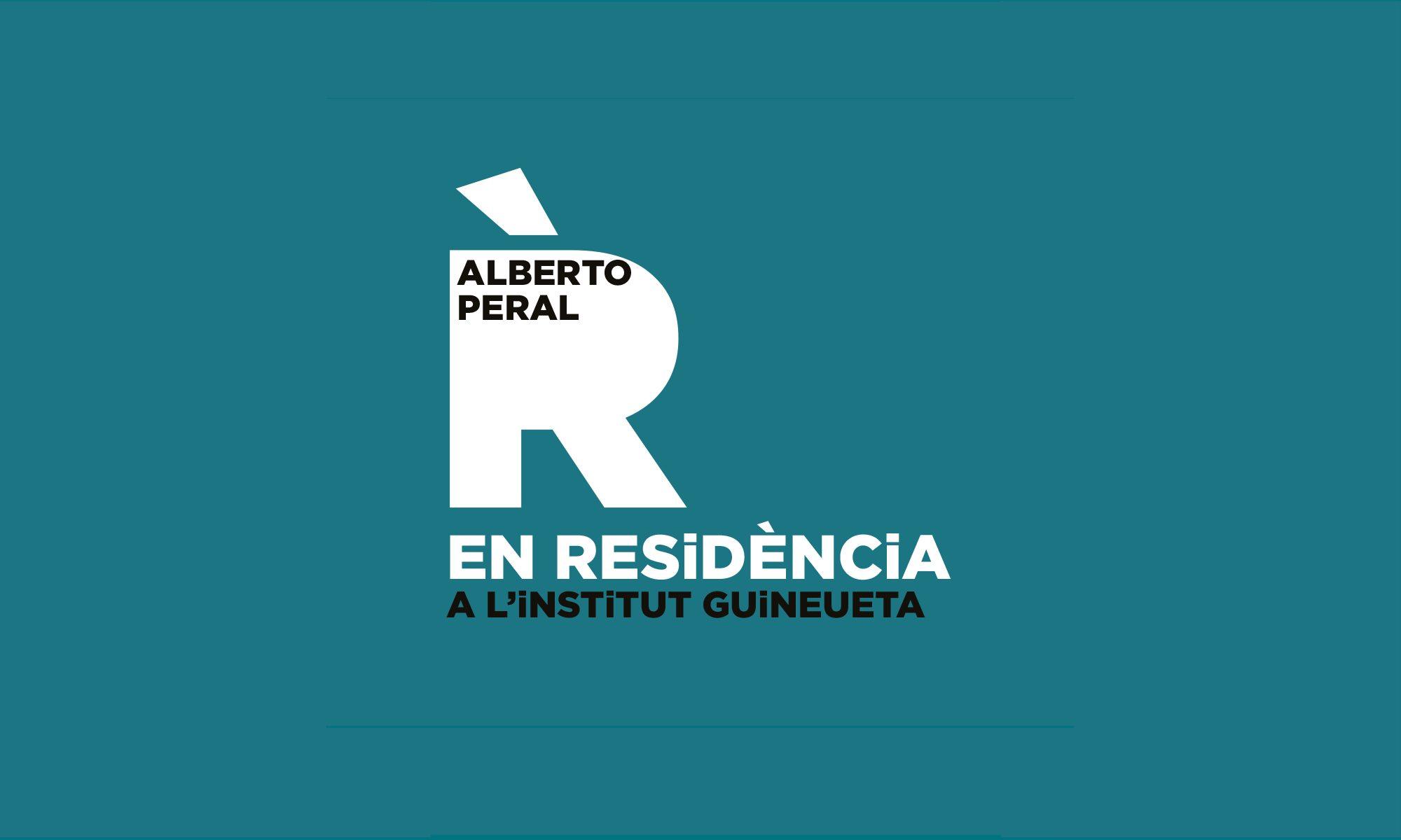 Alberto Peral EN RESiDÈNCiA