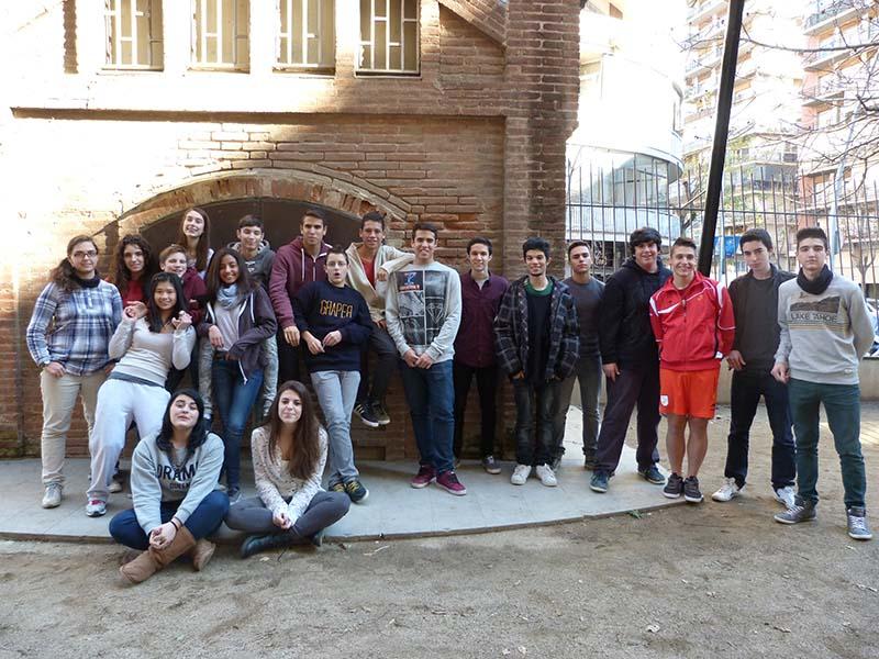 Alumnes del projecte