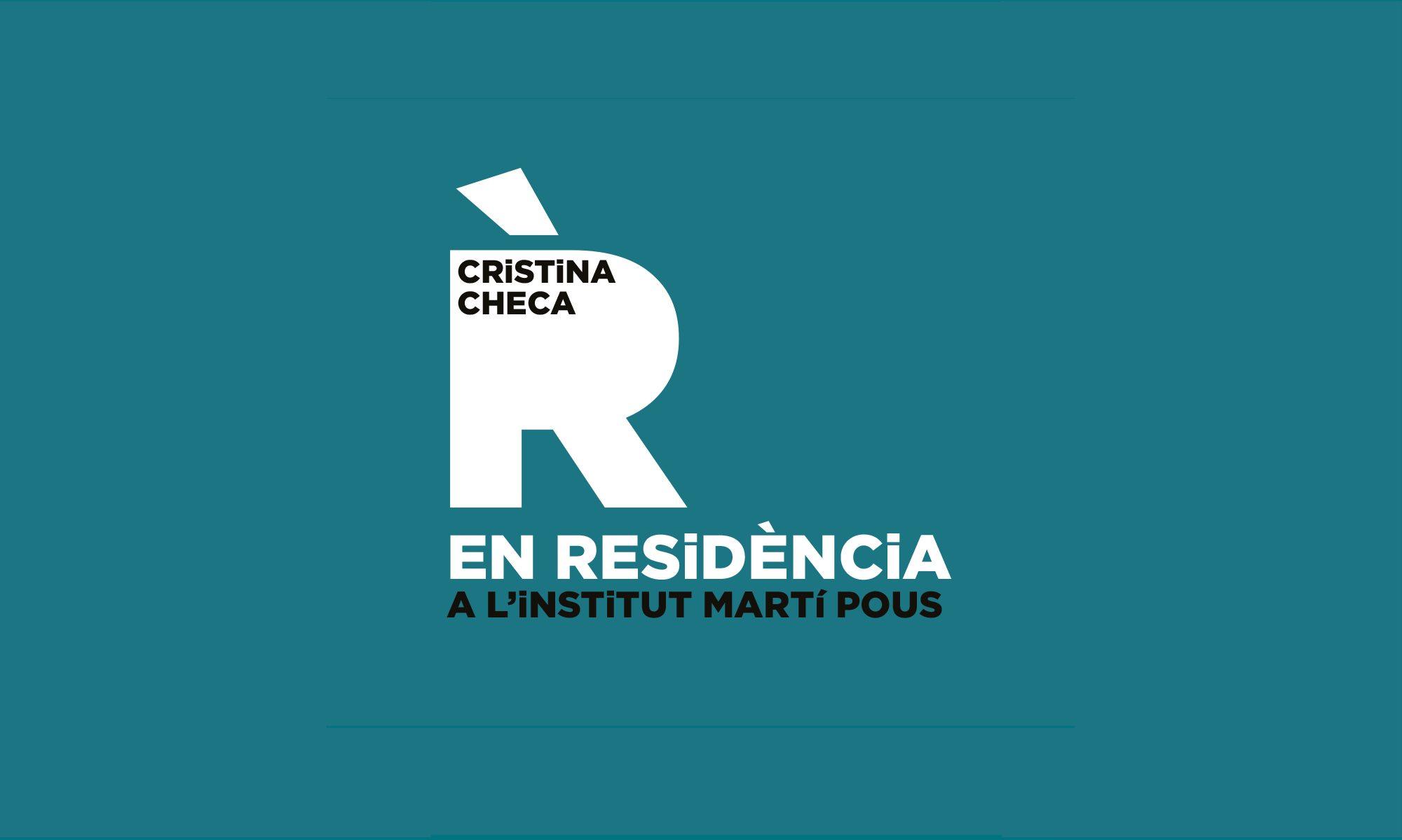 Cristina Checa EN RESiDÈNCiA