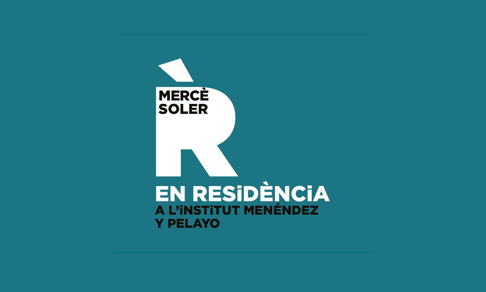 Mercè Soler EN RESiDÈNCiA