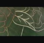 dibuix de l'Eva a la pissarra de l'aula.OP