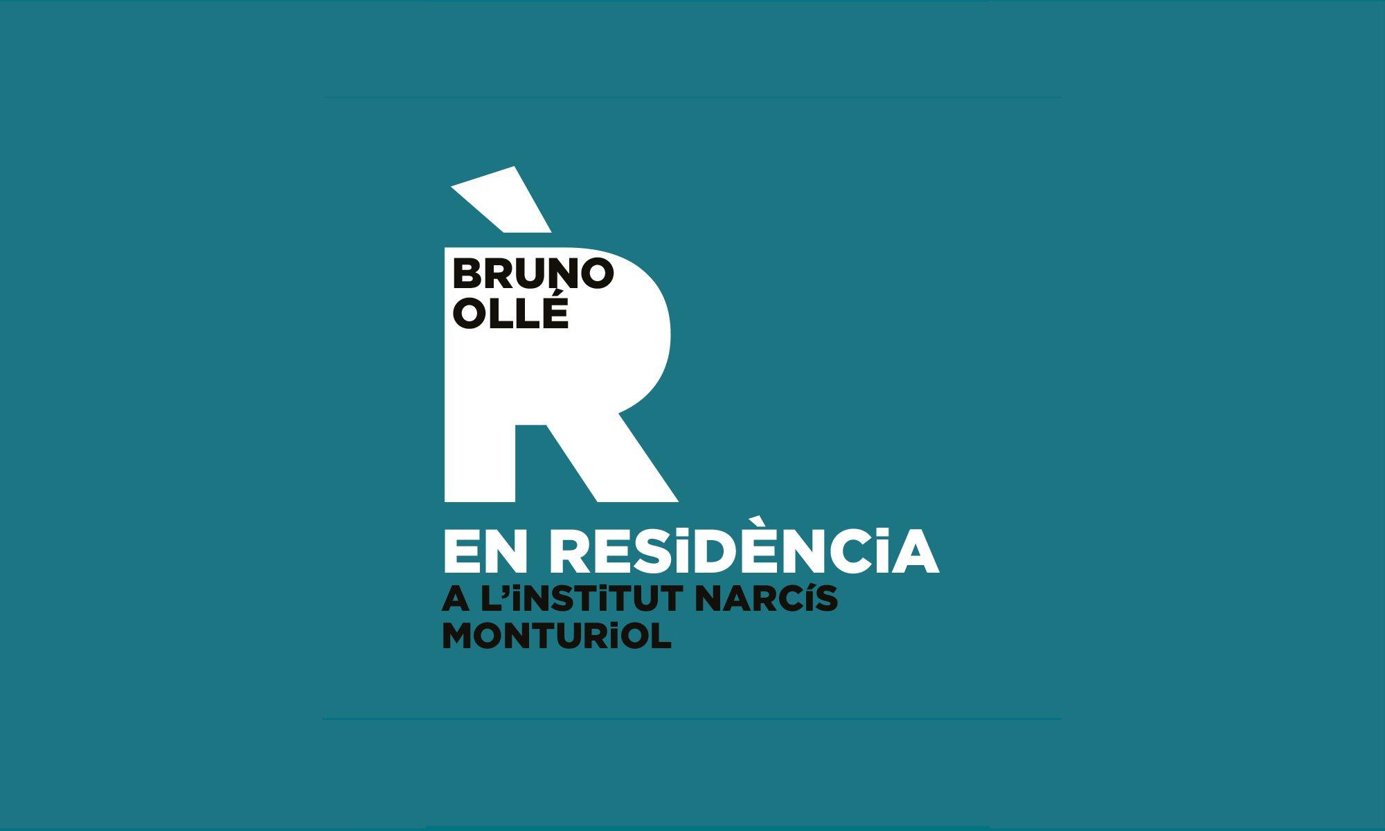 Bruno Ollé EN RESiDÈNCiA