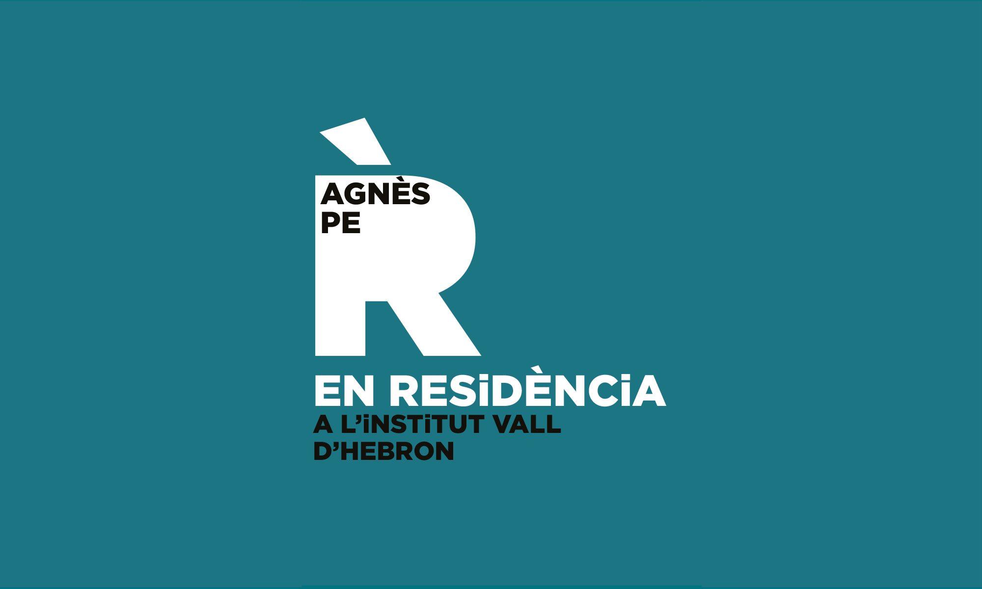 Agnès Pe EN RESiDÈNCiA